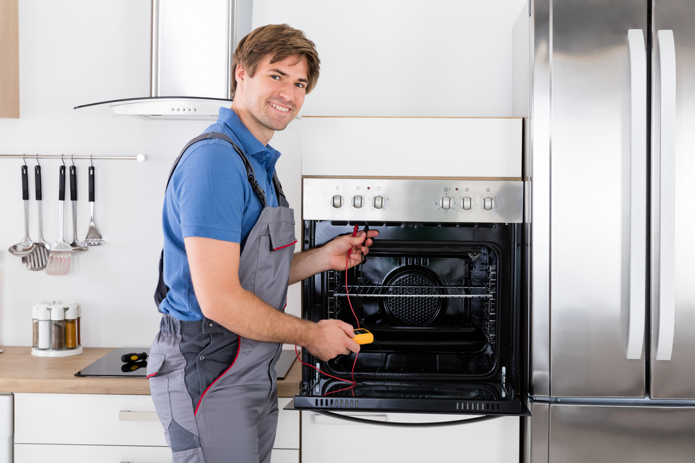 Chef Oven Repairs for a oven seal replacement service